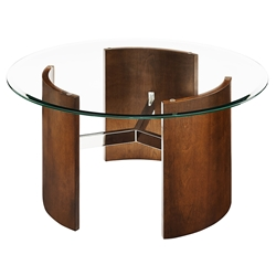 Canada Modern Tobacco Coffee Table