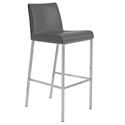 Candice Modern Gray Bar Stool