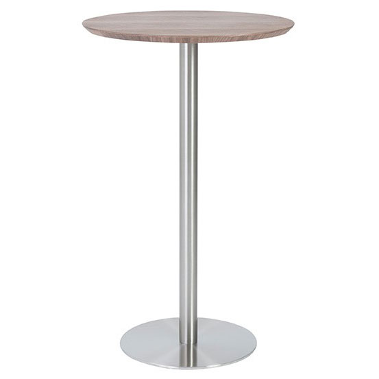Cardin Modern Walnut Bar Table