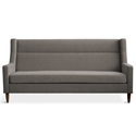 Carmichael Contemporary Loft Sofa in Totem Storm by Gus* Modern