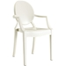 Caroline Arm Chair in White