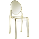Caroline Yellow Polycarbonate Side Chair