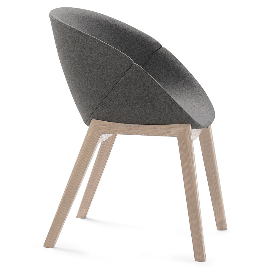 Modern Dining Chairs Carver Ash Chair Eurway - Carver dining chairs
