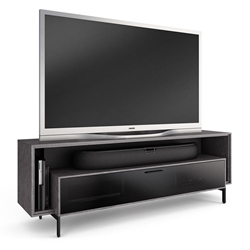 Cavo Wide TV Stand in Graphite