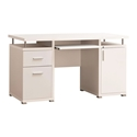 White Modern Chibuzo Desk