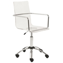 Chloe Acrylic Office Chair