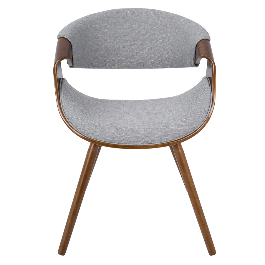 modern chairs  clifton gray arm chair  eurway -  clifton gray contemporary arm chair