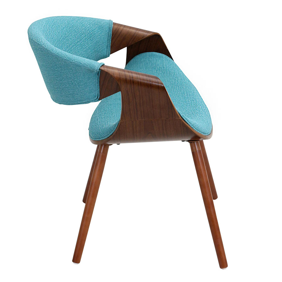 Modern dining chairs clifton teal arm chair eurway