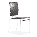 Criss Cross Modern Dining Chair