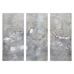 Cloud 9 Modern Canvas Gallery Wrap Wall Art Set