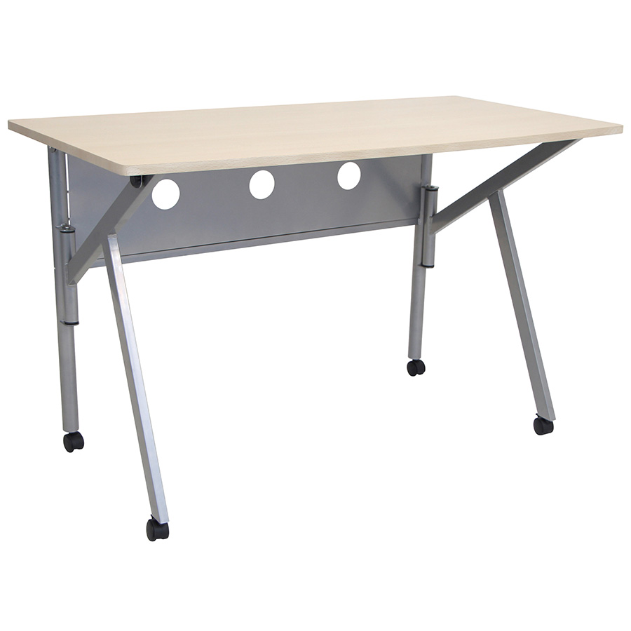 Call To Order Concord Modern Folding Portable Desk Table