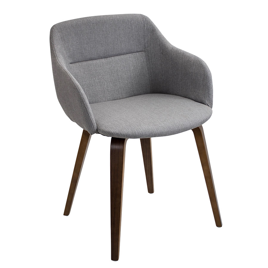 Modern dining chairs connall gray chair eurway