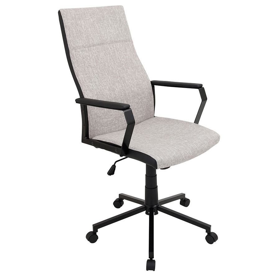 Constant Modern Office Chair in Tan