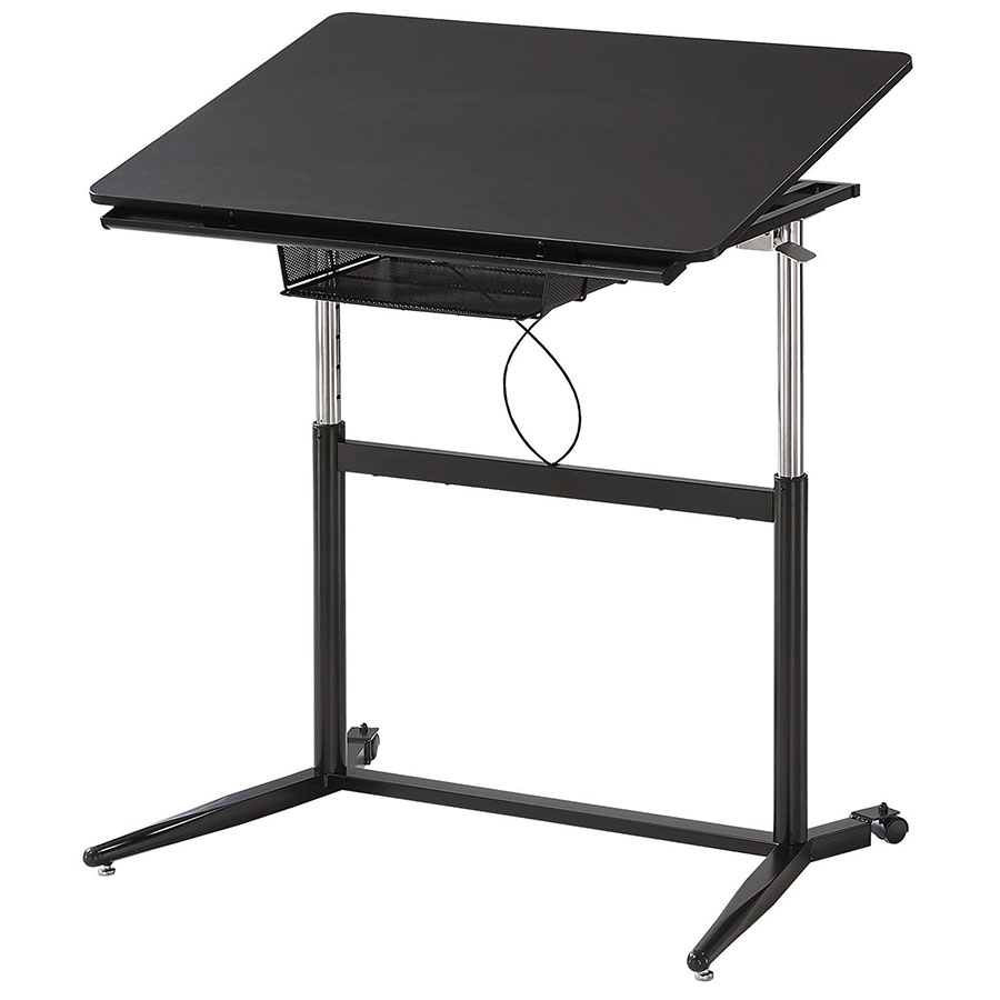 Delightful Call To Order · Cornerstone Modern Adjustable Height Drafting Table