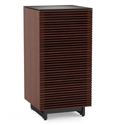 Corridor Chocolate Contemporary A/V Cabinet