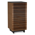 Corridor Walnut Contemporary A/V Cabinet by BDI