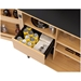 BDI Corridor Bar Drawer and Storage Details
