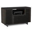 BDI Corridor Charcoal Contemporary Cabinet