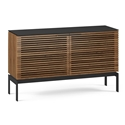 BDi Corridor SV 7128 Natural Walnut Modern Media Console