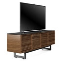 Corridor Wide TV Stand by BDI in Natural Walnut