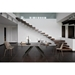 Cosmo Anthracite Base + Emperador Marble Ceramic Dining Table by Pezzan