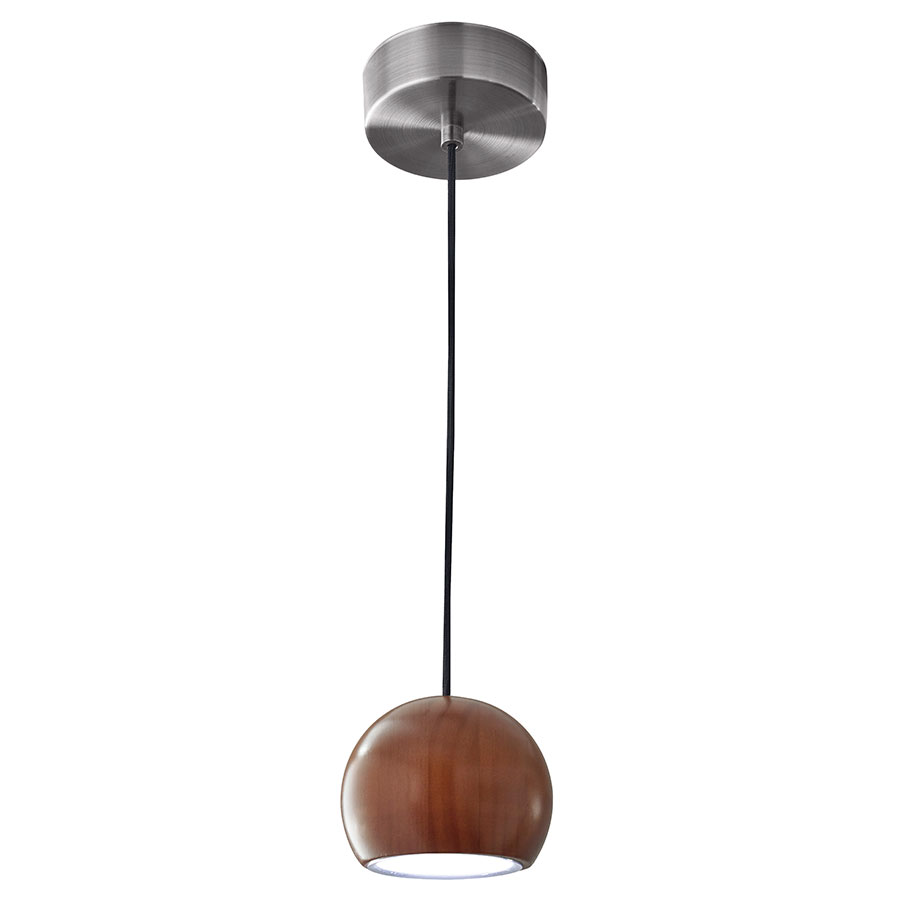 Hanging Light Round: Craddock Round LED Pendant