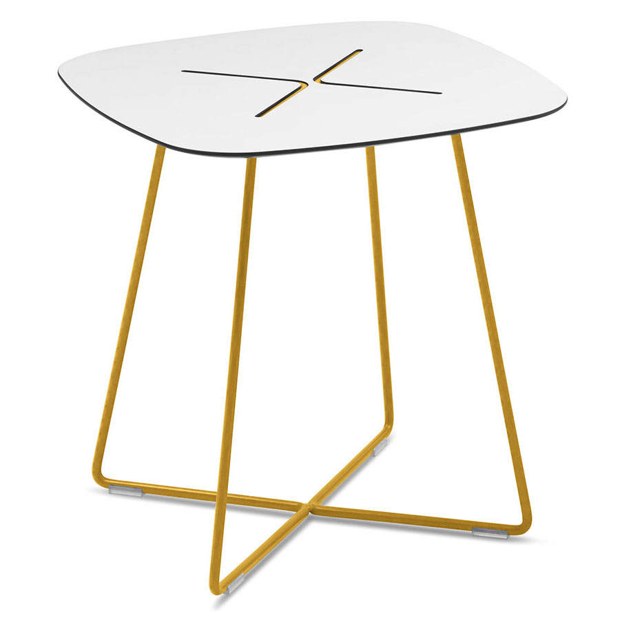Craig Mustard Modern End Table