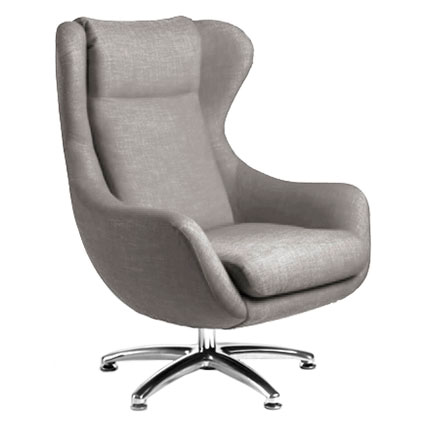 Crenshaw Modern Lounge Chair