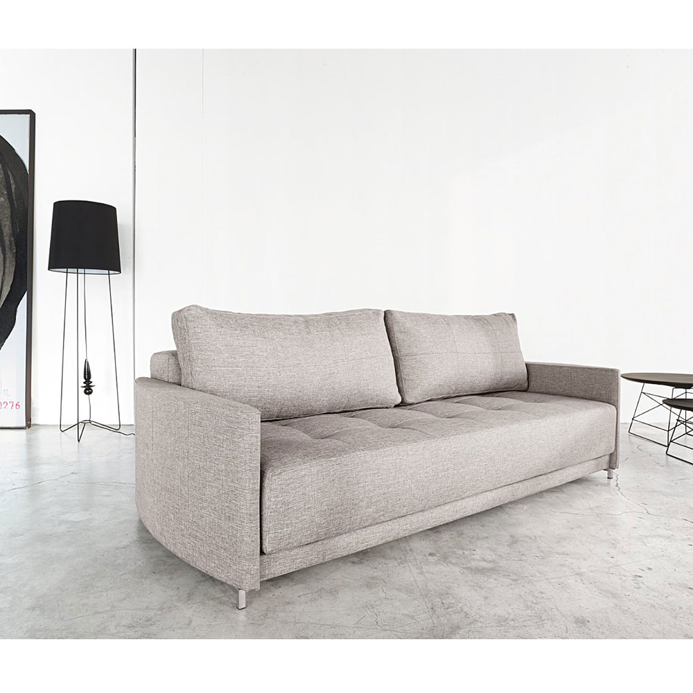 crescent excess sleeper sofa by Innovation