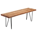 Cronister Modern Dining Bench