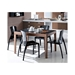 Crystal Dining Chair - Domitalia