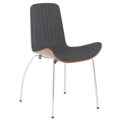 Cusco Gray Modern Dining Chair