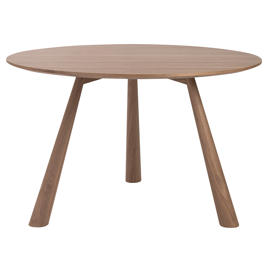 outdoor dining table png. dabney walnut modern dining table outdoor png