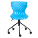 Daly Blue Modern Task Office Chair