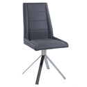Davey Gray Modern Dining Chair