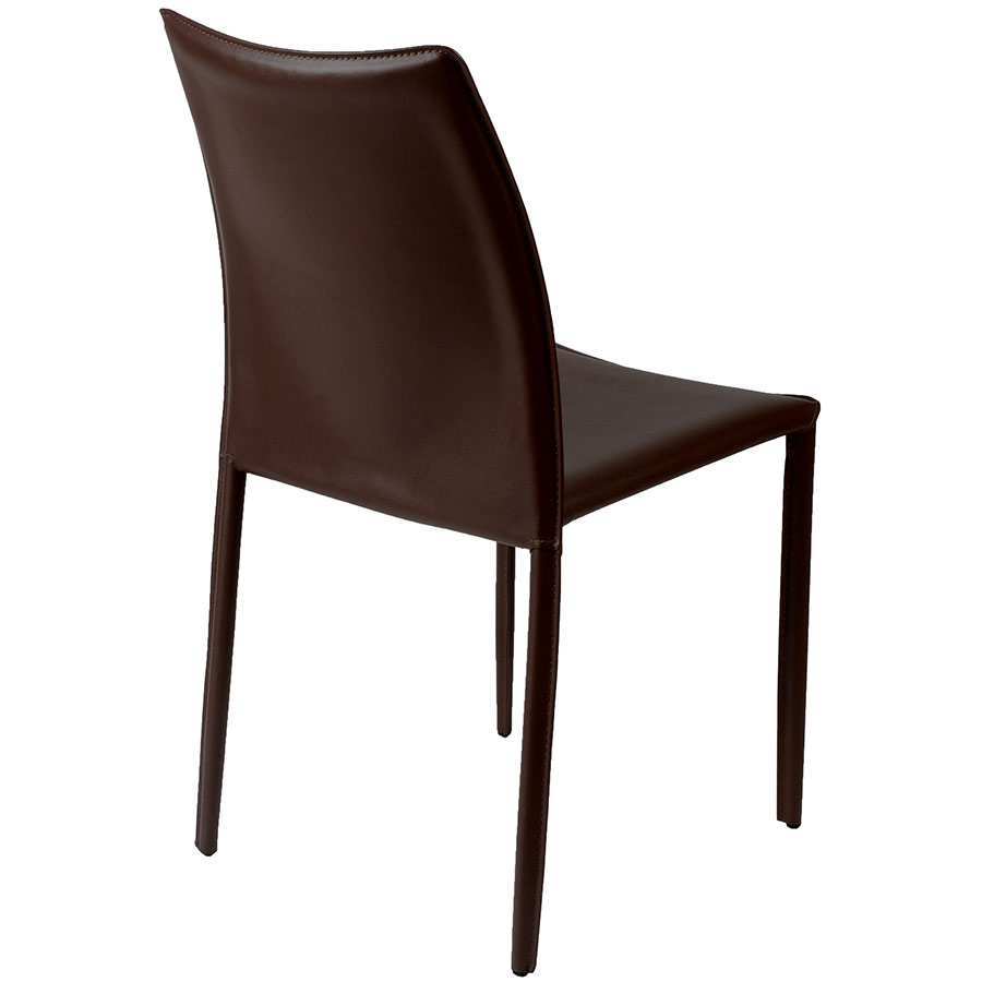 Dayton Dining Chair in Brown