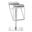dazzer modern adjustable barstool