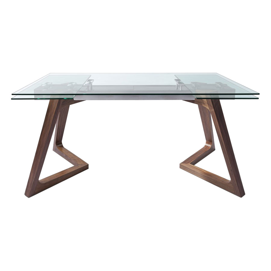 Deena Contemporary Dining Table Front