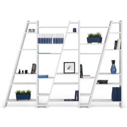 Delta White Wall Unit by TemaHome