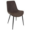 Derrick Modern Brown Dining Chair