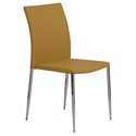 Dilys Modern Saffron Stackable Side Chair