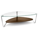 Dino Contemporary Large Cocktail Table by BDI
