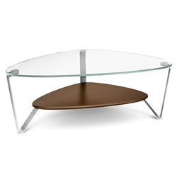 Dino Contemporary Small Cocktail Table by BDI