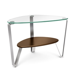 Dino Contemporary End Table by BDI