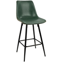 Donovan Modern Gray Counter Stool