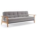 Dublexo Frej Sleeper in Grey + Oak by Innovation Living