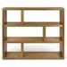 Dublin Mukali Low Modern Bookcase by TemaHome