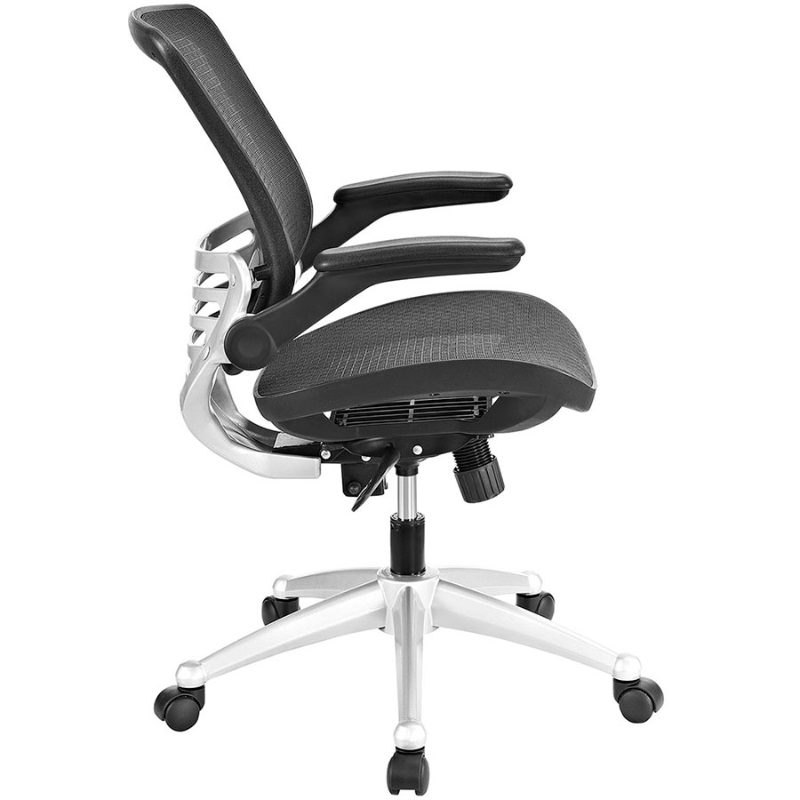 Ede Mesh Black Modern Office Chair Eurway Furniture
