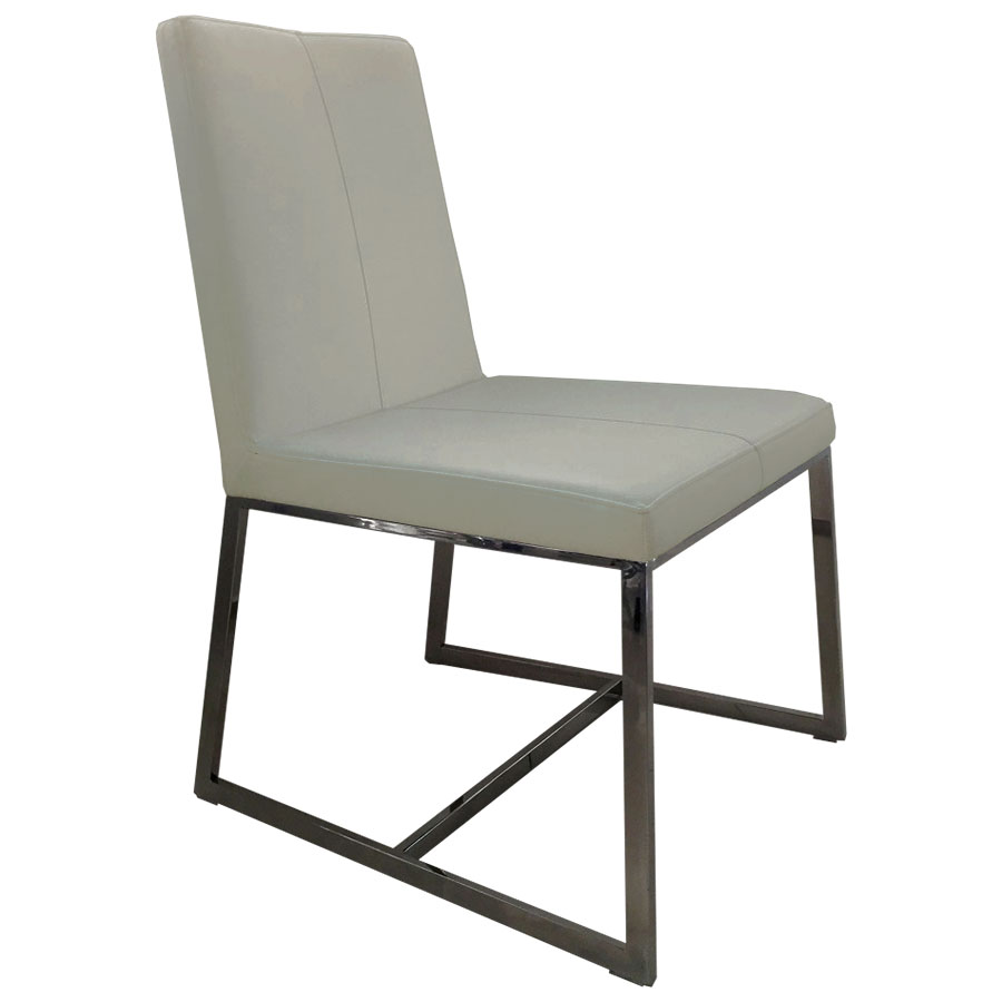 Egbert Taupe Contemporary Dining Chair