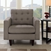 Enfield Granite Contemporary Lounge Chair